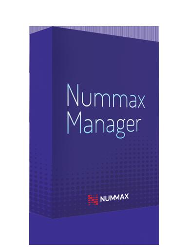Logiciel de diffusion de contenu numérique Nummax