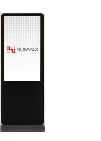 Borne à écran tactile intérieure Nummax