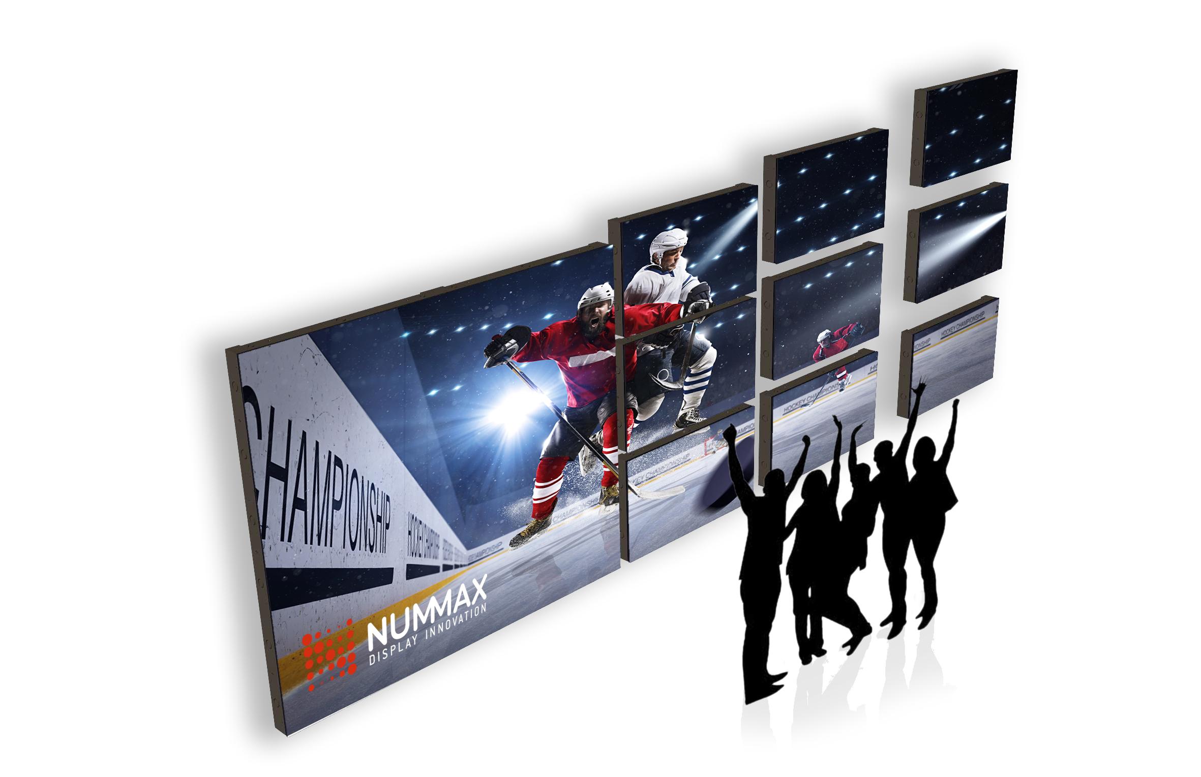 Nummax Video Wall