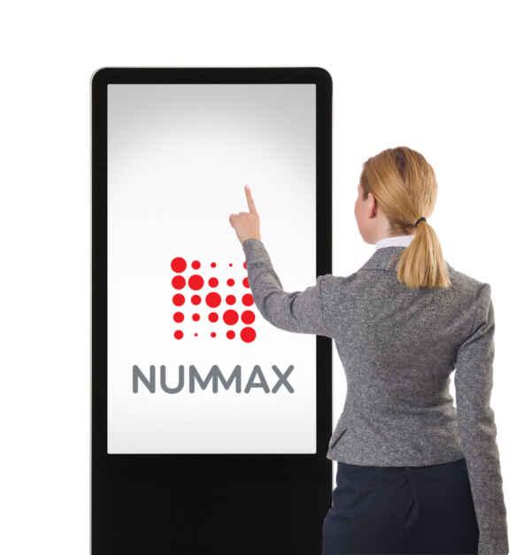 Borne interactive numérique Nummax