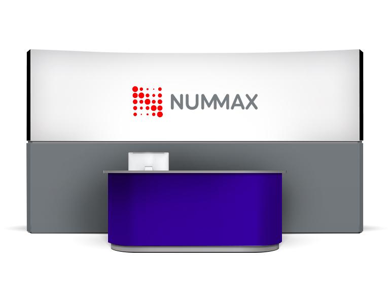 Affichage dynamique commercial intérieur Nummax