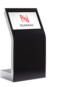 Borne interactive intérieure Nummax