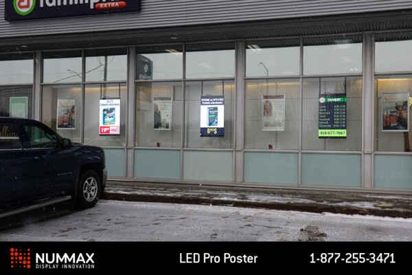 LED Pro Posters chez Familiprix